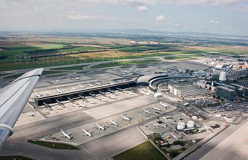 Аэропорт Вена Швехат (Vienna
