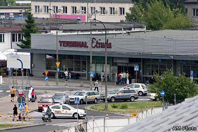 Терминал Etiuda: