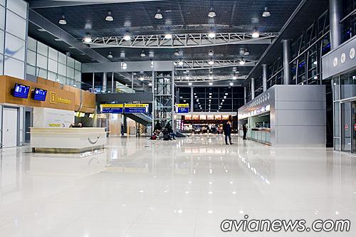 аэропорта Харьков можно по