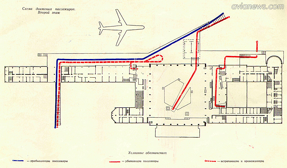 благодарит музей аэропорта