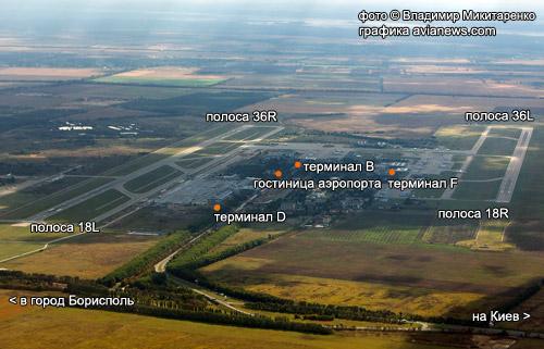 Борисполя декларировало