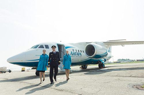 Ангара получила четвертый самолет