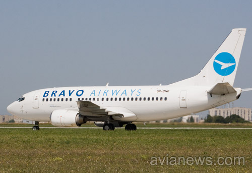 Boeing 737 Bravo Airways