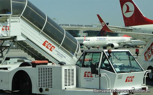 Авиакомпания Turkish Airlines отменила до 17 июня все рейсы Симферополь-Стамбул