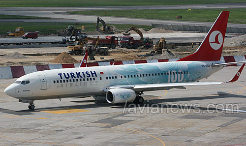 Turkish Airlines ������� ����� ����-������ � �������-�������