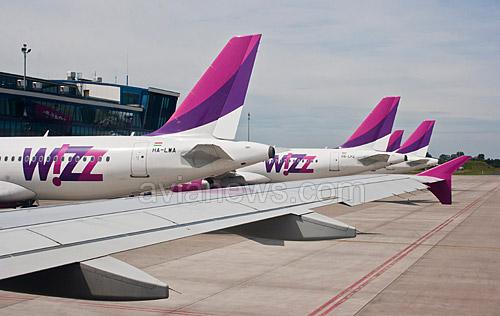Wizz Air позволил покупать билеты без имен всех пассажиров