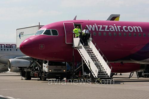 Wizz Air возобновляет полеты изЛьвова