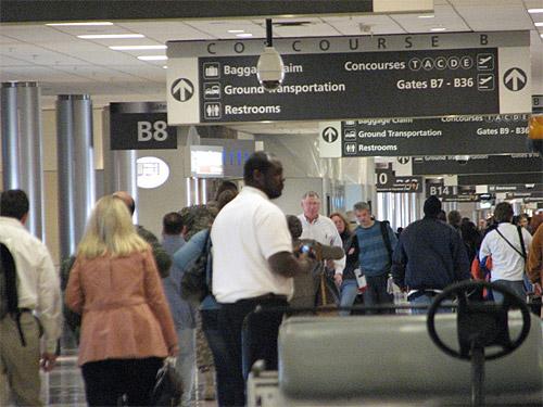 Американский дантист Эдвард Гэмсон пытается отсудить у авиакомпании British Airways $34 000 за перелет не на тот континент