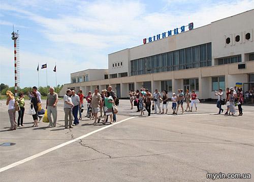 Новый авиарейс: сейчас вВинницу можно долететь из украинской столицы