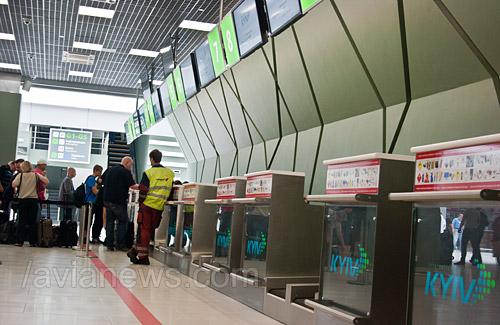 После оккупации аэропорт Симферополя потерял 92% пассажиров, Бельбек - 100%, - Госавиаслужба - Цензор.НЕТ 6901