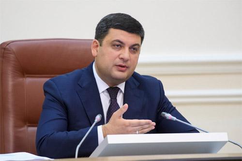 Гройсман объявил, что Ryanair сумеет временно пользоваться услугами аэропортов «Борисполь» и«Киев»