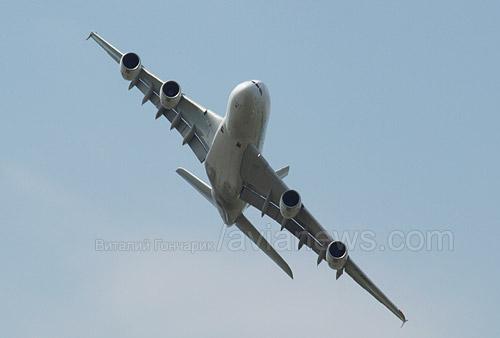 Turkish Airlines рассматривает возможность аренды двух лайнеров-гигантов Airbus A380 у авиакомпании Malaysian Airlines для тестовой эксплуатации