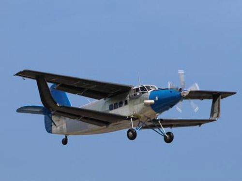 ТВС-2ДТ - наследник кукурузника Ан-2 с американским двигателем и композитным крылом