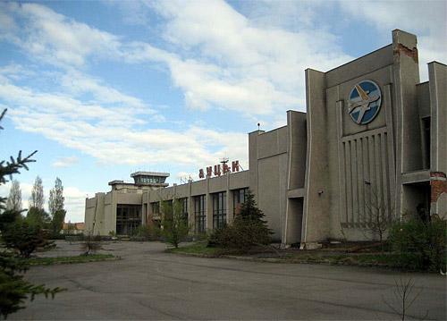 Аэропорт Луцк в Крупах