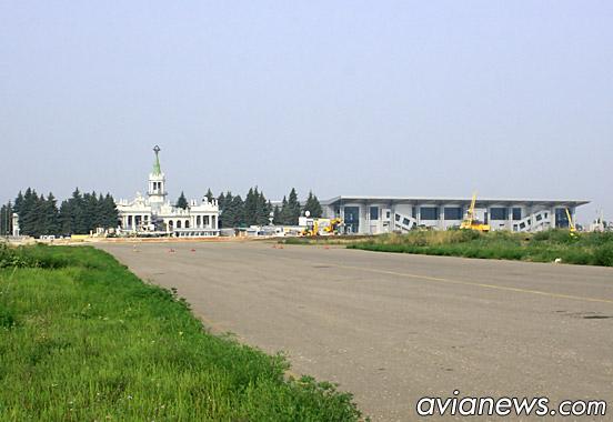 Аэропорт харькова готовится к евро 2012