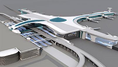 """Авиакомпания  """"Аэрофлот-Норд """" начала поэтапный перевод рейсов в терминал D аэропорта Шереметьево."""