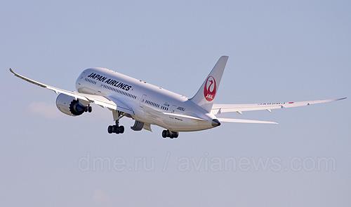 Лайнер мечты boeing 787 начал регулярные