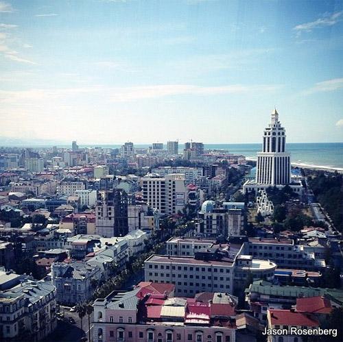 С 18 июля одессу свяжут с батуми грузия