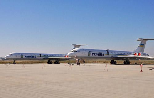 Самолет Ил-62, который возил четырех президентов Украины, включая Виктора Януковича, станет экспонатом Государственного музея авиации в Жулянах