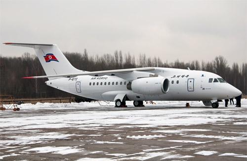 Второй самолет Ан-148 для авиакомпании Северной Кореи Air Koryo