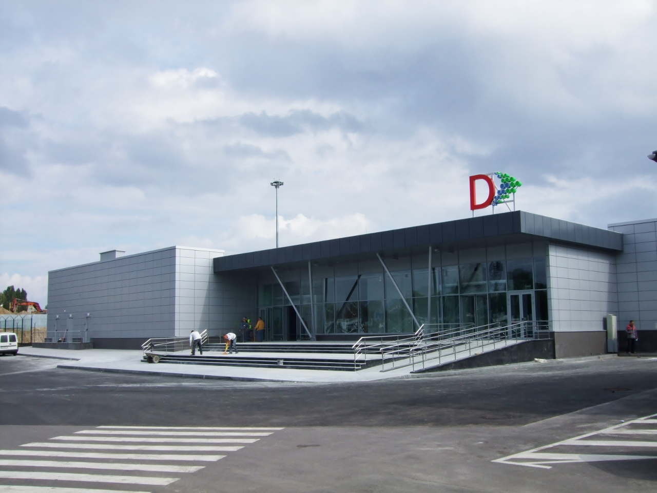 Киев, аэропорт Жуляны (IEV)