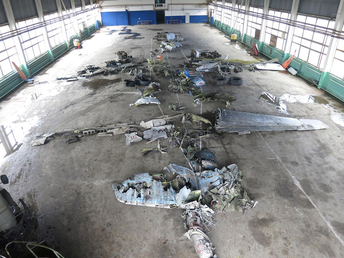 Все фрагменты сбитого в Иране самолета МАУ возвратят в Украину, - Офис президента - Цензор.НЕТ 3219