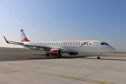 Embraer 195 Austrian Airlines