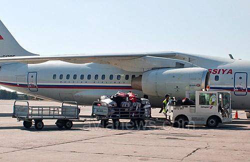 Сотрудники аэропорта домодедово попались на краже багажа