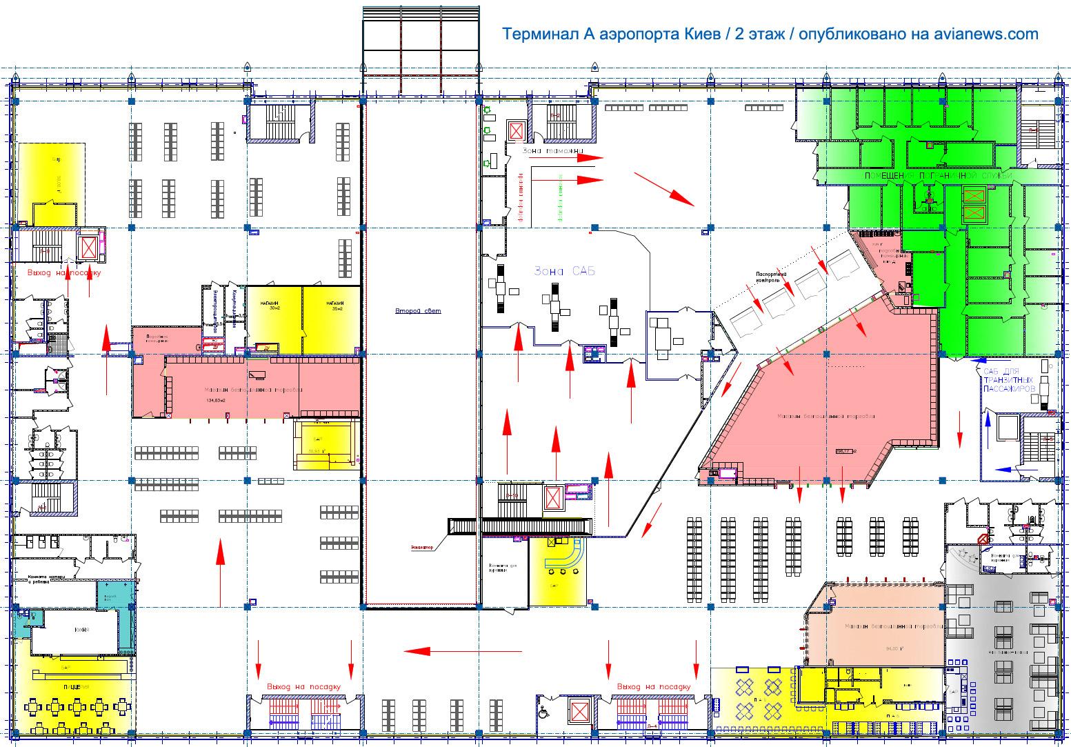 Симферополь схема аэропорта