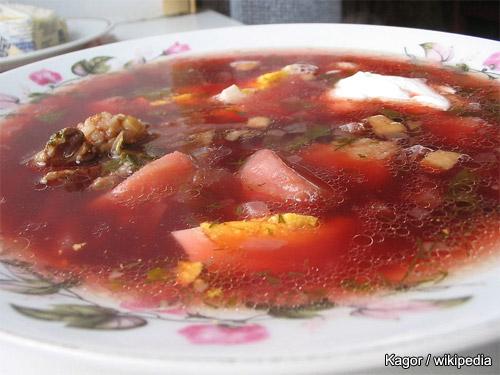 суп бульбаш рецепт с фото