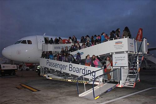Уход за сколько времени до вылета начинается посадка пассажиров образом, белье придется