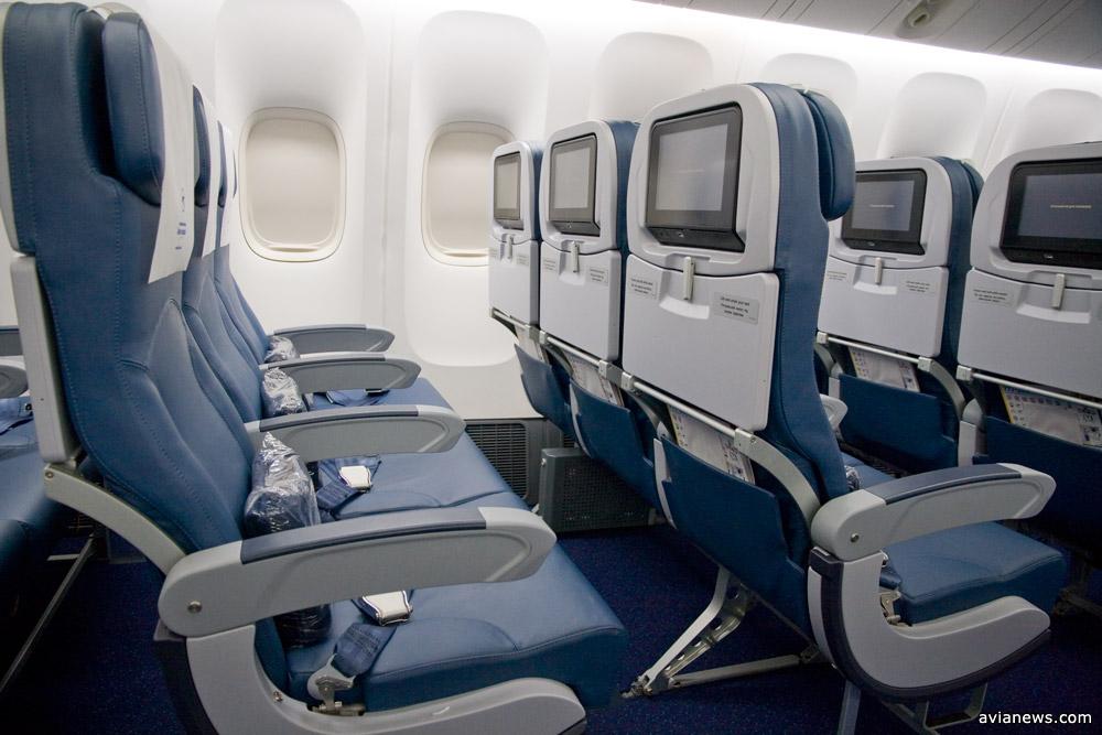 Блоки развлекательной системы создадут некоторые неудобства пассажирам, сидящим у окна