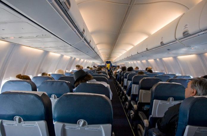 Салон самолета. Фото: avianews.com
