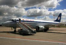 """Embraer 175 """"Белавиа"""""""