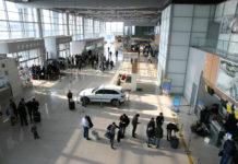 Аэропорт Харьков, новый терминал. Фото: avianews.com
