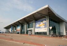 Новый терминал аэропорта Харьков