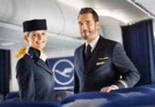 Обновленная форма экипажей Lufthansa. Фото: Lufthansa