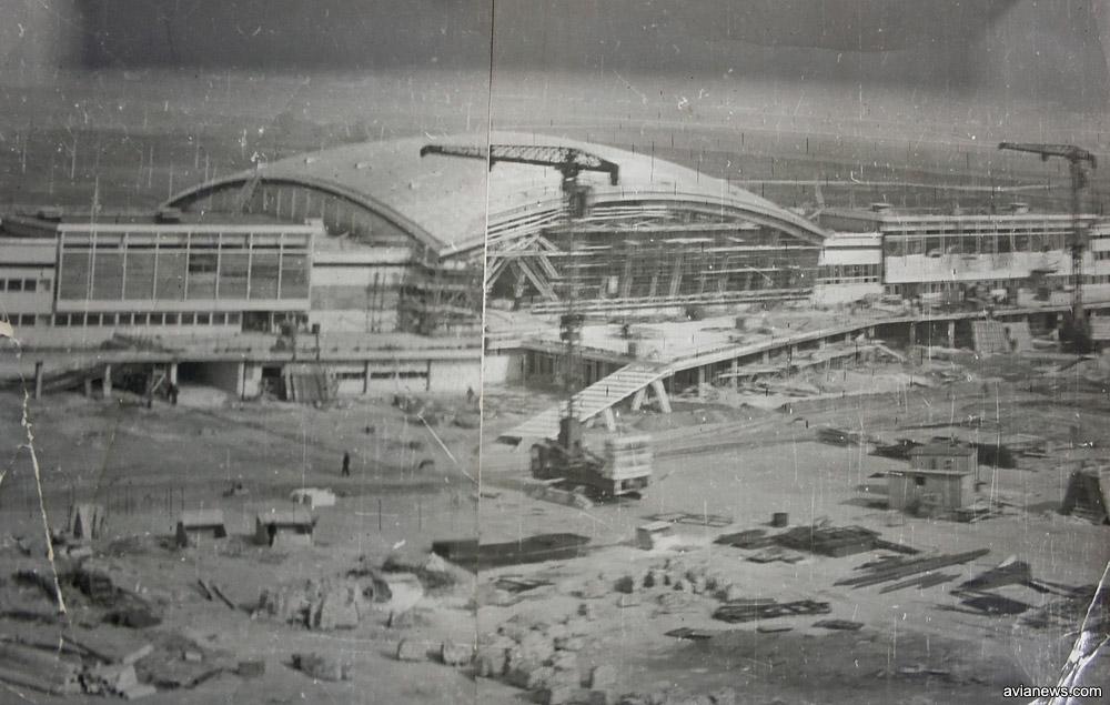 Строительство терминала Б на финишной прямой