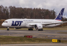 Boeing 787-9 LOT