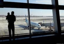Boeing 737-800 МАУ в аэропорту