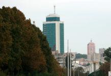 Здание Мининфраструктуры, в котором располагается Госавиаслужба