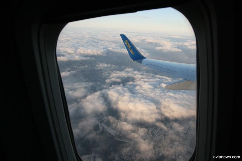 Мининфраструктуры составило рейтинг пунктуальности украинских авиакомпаний