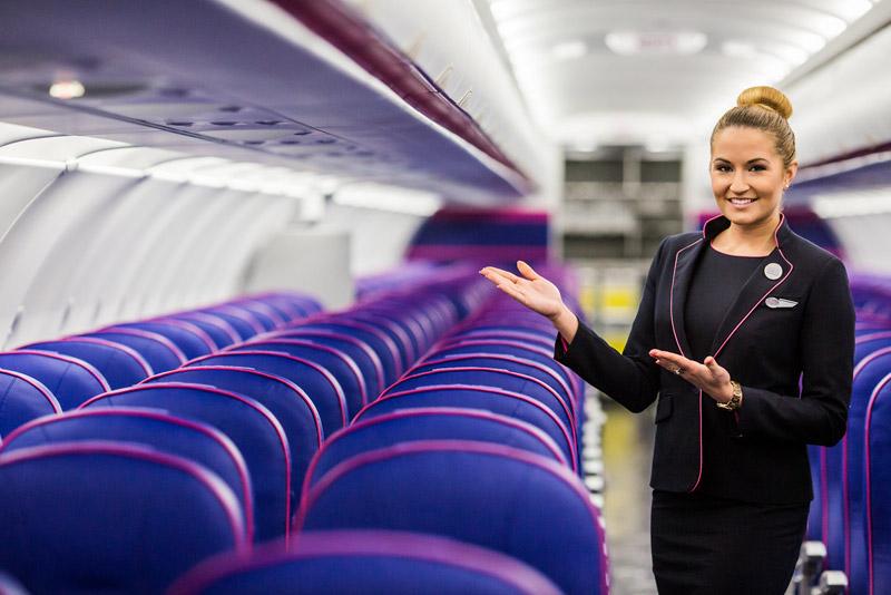 Лоукостер Wizz Air запустил авиарейс изУкраины вЛондон