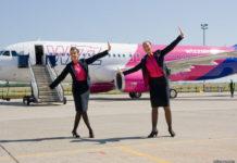 Бортпроводники лоу-коста Wizz Air