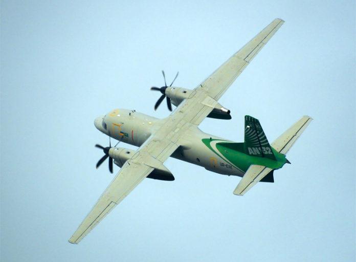 Транспортный самолет Ан-132