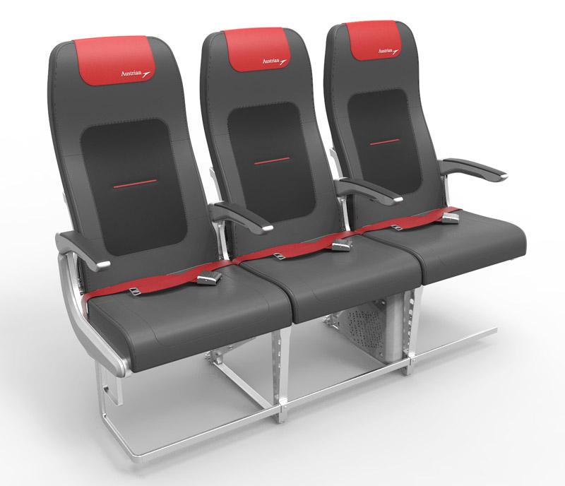 Новые кресла в стилистике Austrian