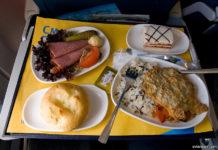 Платное бортовое питание на рейсах МАУ