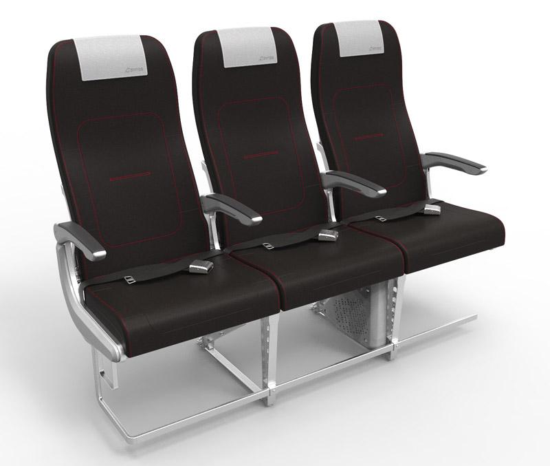 Новые кресла в стилистике Swiss