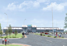 Проект расширения терминала А в аэропорту Жуляны