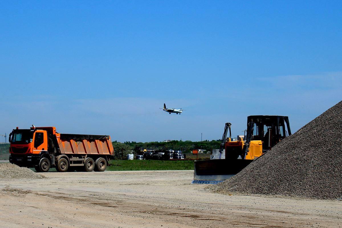 Ваэропорту Стригино ввели встрой реконструированную полосу
